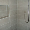 Inside master shower -- reminiscent of Castiglione