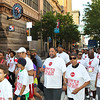 Power Walk With Marc along the Benjamin Franklin Parkway at The National Urban League Conference in Philadelphia, Saturday, July 27, 2013. Photo by Sharon Farmer.