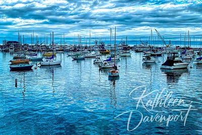 Morning at Monterey Bay