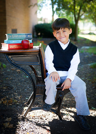 Changing the face of school portraiture