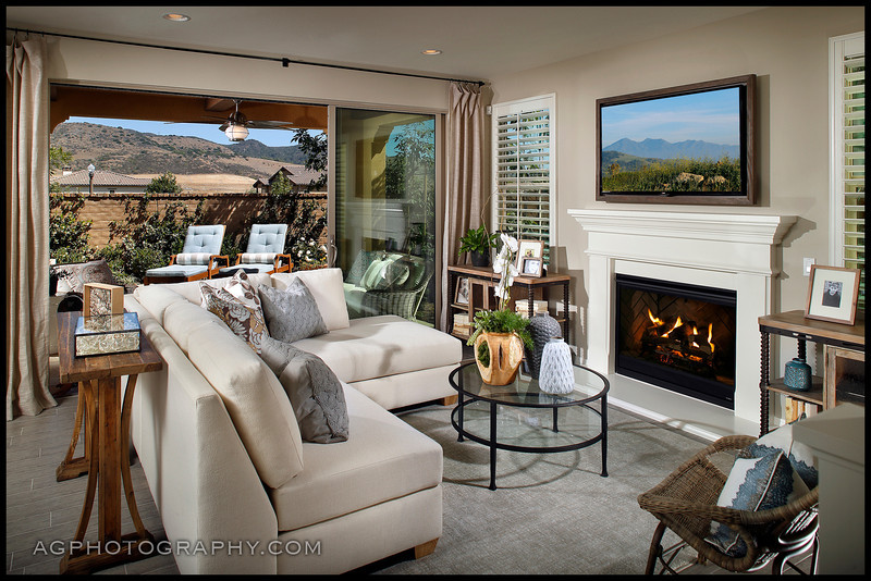 Sendero Models by TRI Pointe Homes, 6/24/13.