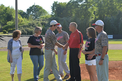 Senior Baseball Night