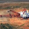 Giant Abandoned Dragline