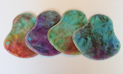"""FOUR HalfWrap Liners - """"mystery"""""""
