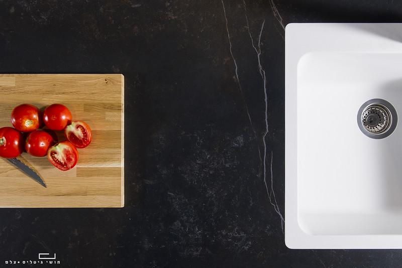 שיש אוהד - אולם תצוגה בשיתוף ליאן מטבחים