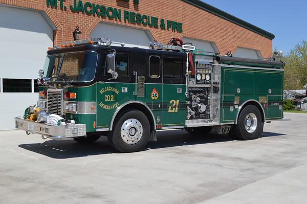 Station 21 - Mount Jackson