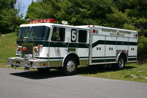 Station 5 - Woodstock Rescue Squad