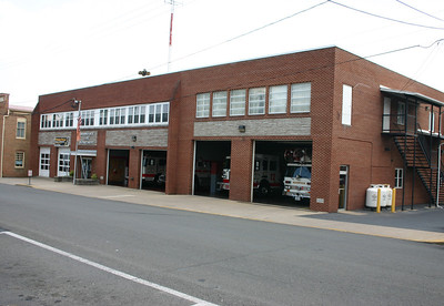 Woodstock Fire Department - Shenandoah County Fire Station 12.