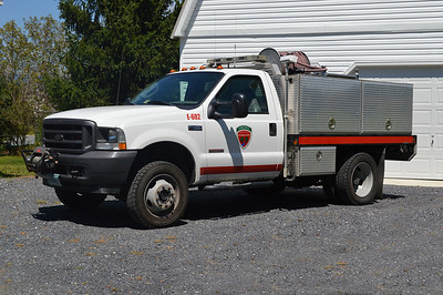 Engine 602 is this 2004 Ford F-450/M&W, 200/300/10.