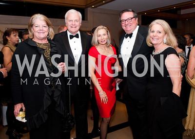 Kate Burke, Kevin Nealon, Mimi Burke, Vince Burke, Margurie Nealon