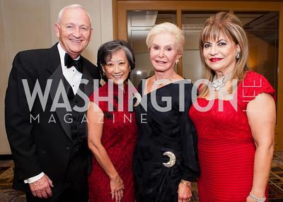 Bob Sloan, Janet Sloan, Ms. Kay Annie Tota