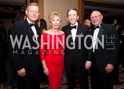 Ted Miller, Anne Kelly, Don Kelly, Reverend David Argo