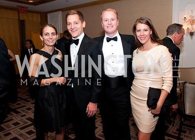 Jenn Mascottm, Jeff Mascott, Mike Shuler, Mo Shuler