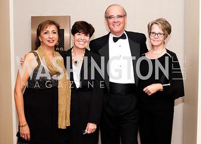 Jerry Price, Marie Newman, Sydney Price, Vera Chawla