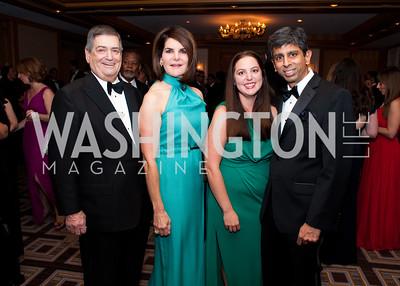 Ken Duberstein, Jackie Duberstein, Tracy Desai, Dr. Niraj Desai