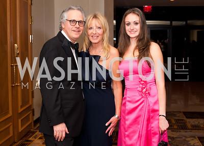 Beth Friedman, Charles Friedman, Dr. Barbara Friedman