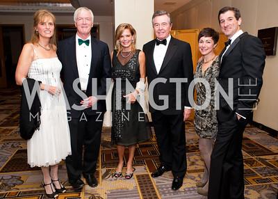 Susan Stinson, John Stinson, Anne Fahmy, Paul Stern, Dr. Victoria Croog, Walt Cooper