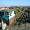 Knottingley (Womersley Road) Signal Box