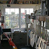 Saltmarshe Signal Box Inside