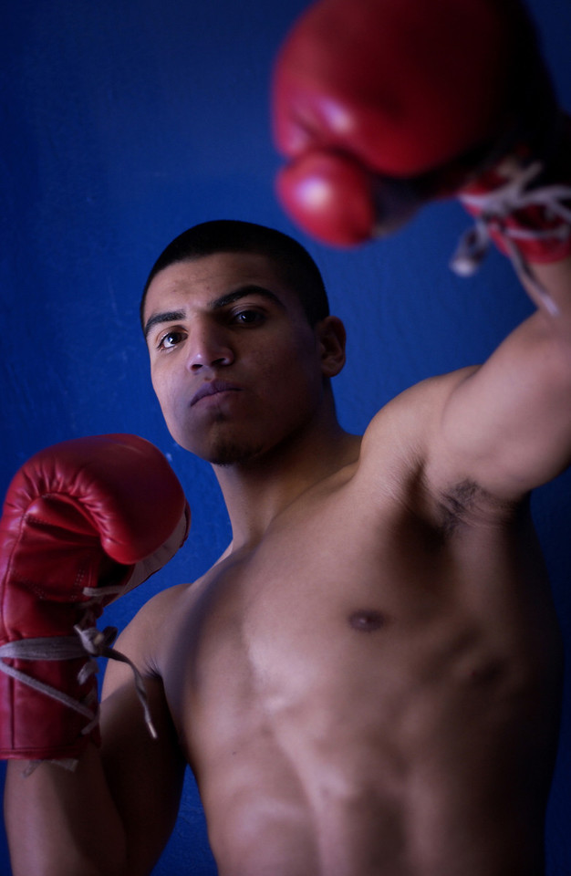 Oxnard boxer Victor Ortiz gets his big break on Friday, January 19th when he fights Marvin Cordova in Las Vegas.  The fight will be aired on Showtime.