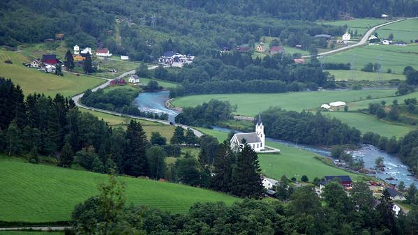 Skjolden Norway