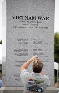 Lakewood Veterans Memorial Plaza
