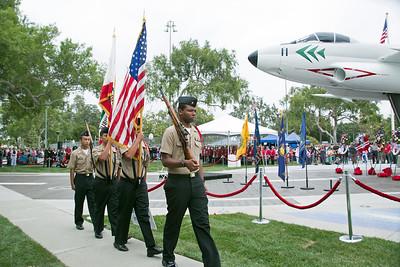 Memorial Day 2015: Lakewood Veterans Memorial Plaza Dedicated