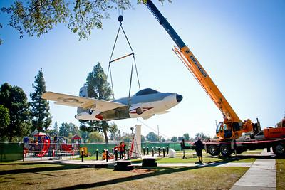 Skyknight Leaves Del Valle Park for Restoration