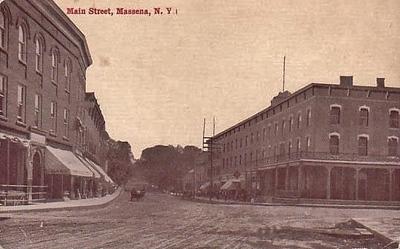 1906 Main St. Massena N.Y.