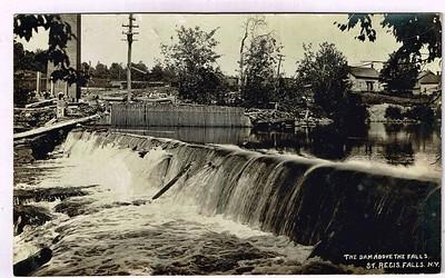 St. Regis Falls N.Y.