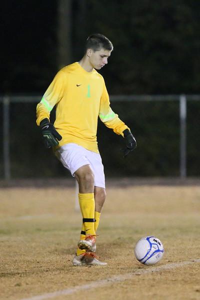Brandon-Warren Central Soccer 11.20.14