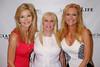 Leesa Rowland, Liz Derringer, Leesa Rowland<br /> photo by Rob Rich © 2014 robwayne1@aol.com 516-676-3939