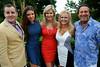 Steven Knobel,Nicole Noonan, Julie Hayek, Leesa Rowland, Larry Wohl<br /> photo by Rob Rich © 2014 robwayne1@aol.com 516-676-3939
