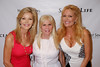 Leesa Rowland, Liz Derringer, Leesa Rowland<br /> photo by Rob Rich © 2014 robwayne1@aol.com 516-676-3939