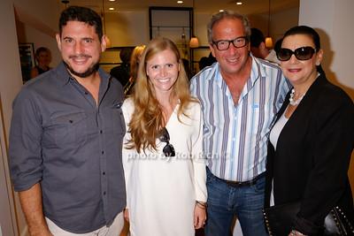 Richard Rubinstein, Laura Wilcox, Neal Sroka, Debbi Sroka photo by Rob Rich © 2014 robwayne1@aol.com 516-676-3939