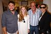 Richard Rubinstein, Laura Wilcox, Neal Sroka, Debbi Sroka<br /> photo by Rob Rich © 2014 robwayne1@aol.com 516-676-3939