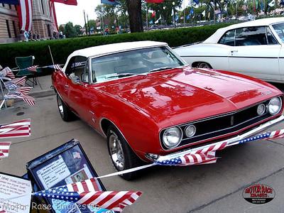 South Dakota Viet Nam War Memorial Muscle Car Show