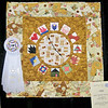 Presidents' Award<br /> Quilt Around the Clock<br /> Linda Benton