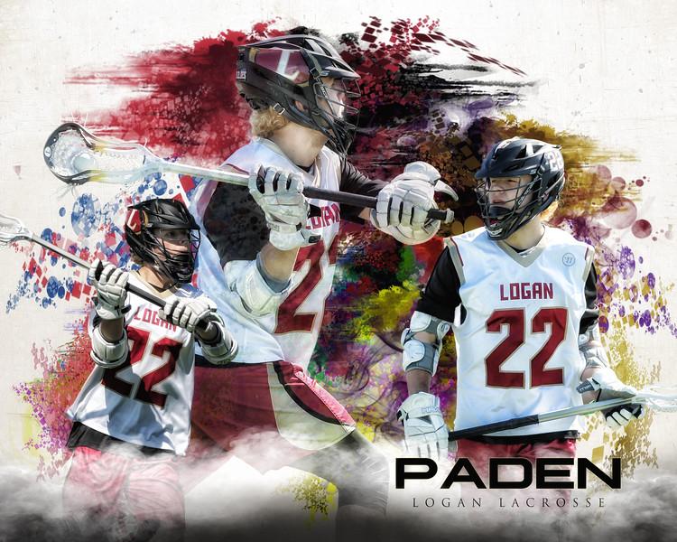 Paden Stokes #22 Logan LAX