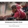 Herriman Rugby Club poster