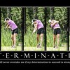 Lu Points McCall Golf