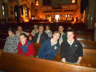 St. Benedict 2014