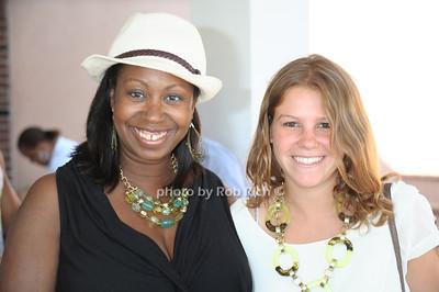 Vanessa Leggard, Amana Cusiello photo by Rob Rich/SocietyAllure.com © 2014 robwayne1@aol.com 516-676-3939