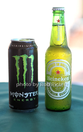 Monster Energy, Heineken LIght