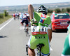 Peter Sagan is colecting water bottles, and not just for himself this time..!