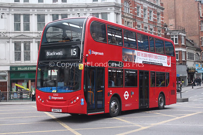 12322, SK14CTE, Stagecoach London