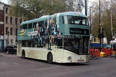 LT247, LTZ1247, Stagecoach London