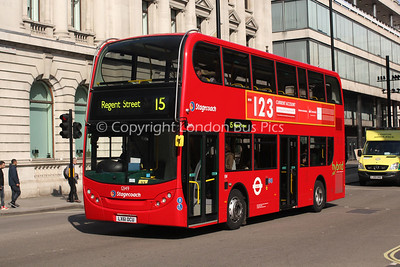 12149, LX61DCU, Stagecoach in London