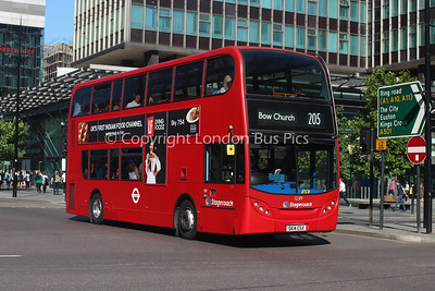 12319, SK14CSX, Stagecoach London