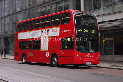 12143, LX61DDY, Stagecoach in London